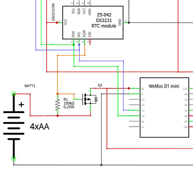 Using a $1 DS3231 Real-time Clock Module with Arduino