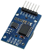 Square boards have 4 mounting holes, important in tight spaces.