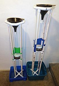 Drip sensor test rig