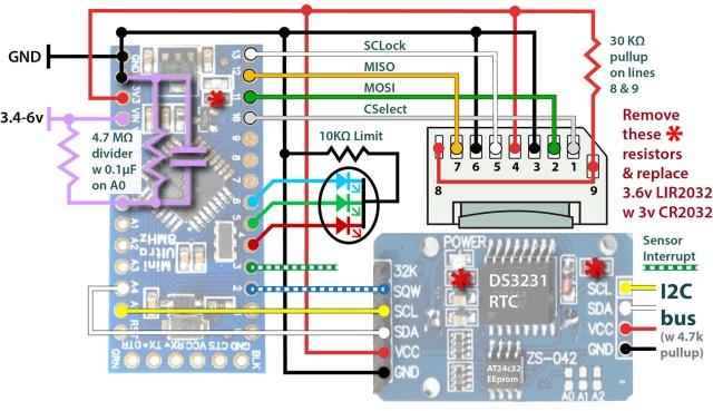 A diy arduino data logger build instructions part