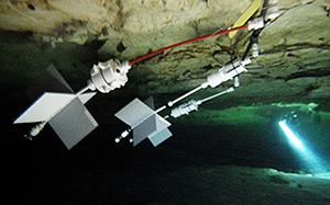 Testing multiple flow meter deployment configurations.