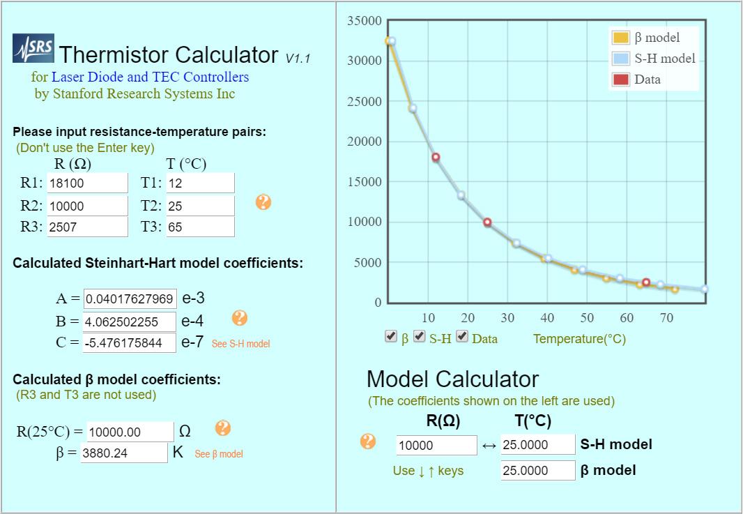 10k resistor calculator 28 images 10k resistor for 10k ohm thermistor table