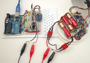 Using an UNO and an ADS1115 ADC module to monitor current use by a pro mini logger