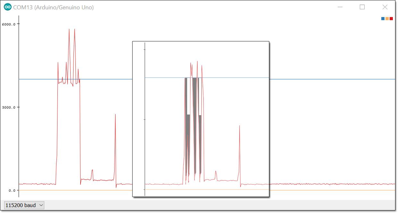 August 2016 Underwater Arduino Data Loggers Dt830d Digital Multimeter Circuit Diagram Cave Pearl