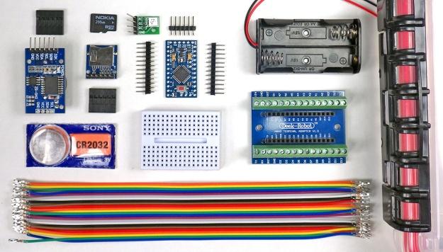 DIY Build a Pro Mini Logger | Underwater Arduino Data Loggers