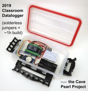 A DIY Arduino data logger for $10 from 3 components (2014